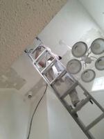 All painting and drywall services