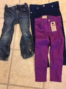 4T Girls Pants