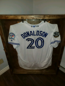 Signed Donaldson Jersey