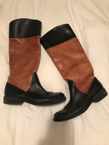 Pre-Owned Vince Camuto Women's Kellini Riding Boot