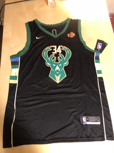 Milwakee Giannis Jersey