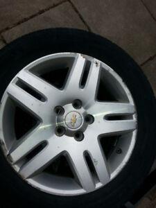 """17"""" 06 Impala LTZ Wheels"""