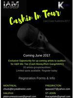Calling all hip hop and R&B groups fredericton you got talent