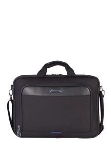 Nextech Ultra Lite 17.3-inch Laptop Briefcase - Black