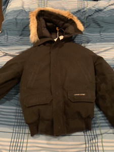 Canada Goose Boys Chilliwack Bomber for sale