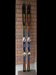 2Pairs of Downhill Skis For Sale