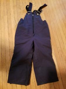 Size 3 snowpants