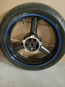 Bridgestone Battlax BT011 120/70ZR17