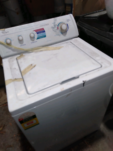 Washing Machine that doesnt drain/Spare Parts/Fire Pit Drum