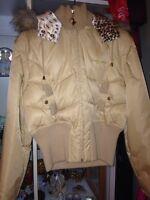 Like New Baby Phat Winter Jacket / Vest Size Large