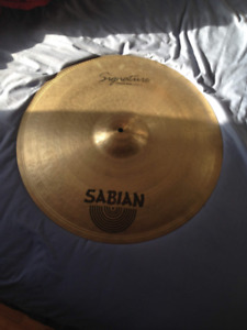 Cymbale Sabian Liquid Ride Signature Chester Thomson
