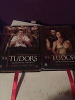 The Tudors dvd collection