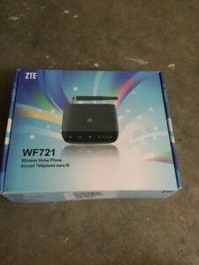 Wireless Home Phone Unit WF721 Sells for $65.00 NEW asking $20