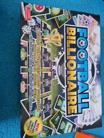 Football Billonaire game