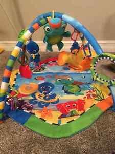 Baby Einstein - Rhythm of the Reef Play Gym