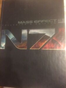 Guide mass effect 3 collector's edition