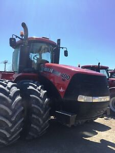 2011 Case IH Steiger 400HD 4WD Articulated Tractor London Ontario image 6