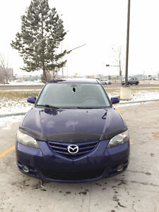 2005 Mazda3 Sport Sedan Edmonton Edmonton Area image 2
