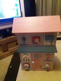 Charming little keepsake house