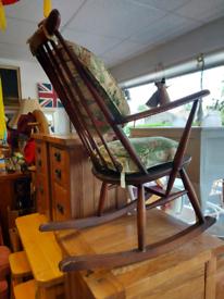 Ercol child's rocking chair £70