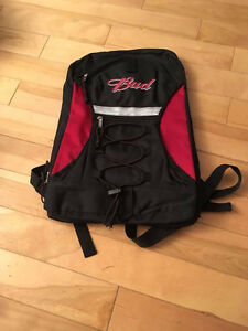 BUDWEISER BACKPACK - NEW