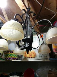 Luminaire de salle à manger 5 branches