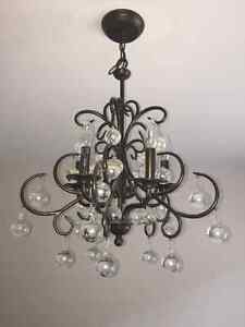 Pottery Barn Chandelier West Island Greater Montréal image 2