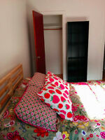 Spacious 4.5 to sublet from May to July