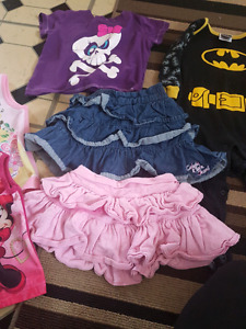 Baby sized 18 months clothing lot