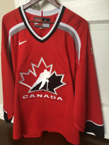 Team Canada & Maple Leafs Jersey - $120 for both