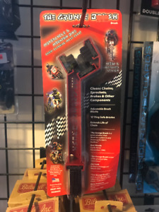 GRUNGE BRUSH CHAIN CLEANING TOOL IN STOCK @ HFX MOTORSPORTS