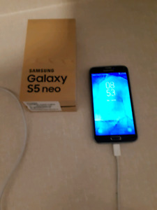 Cellulaire Galaxy s5 neo