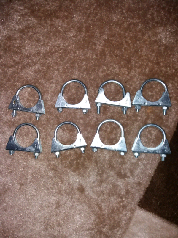 Exhaust clamps | in Chester, Cheshire | Gumtree