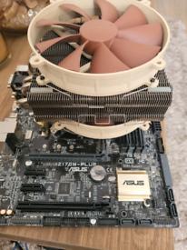 I7 6700k cpu and motherboard bundle