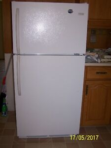 Frigidaire Top Mount Fridge