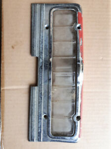 1949 - 1953 Cadillac Rear License Plate Light Assembly