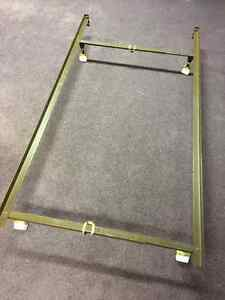 Bed Frames - Single to Double size. Roller feet. Cambridge Kitchener Area image 1