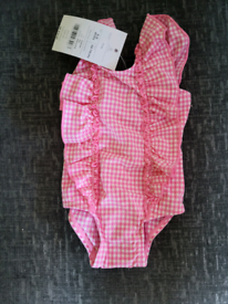 Beautiful Baby girl monsoon swimsuit