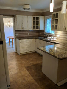 4 Bedroom and 2 Bathroom House (North Burnaby)
