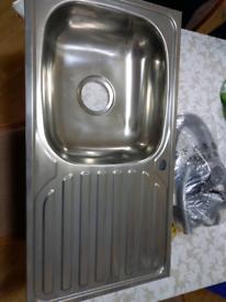 Motorhome / campervan sink