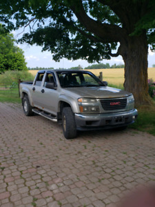 2005 GMC CANYON OFFROAD 4X4 FIRST 600 TAKES IT !!