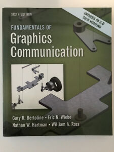 Fundamentals of Graphics Communication Textbook *Great Deal!*