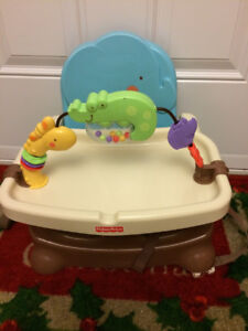 Fisher Price seat / table.