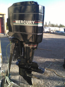 FOR SALE  MERCURY    OUTBOARD