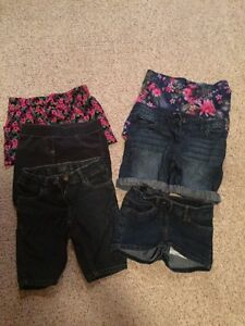 Youth girls clothes size 7