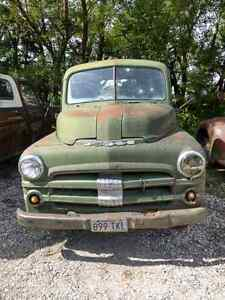 1952 Dodge 1/2 Ton Solid Project