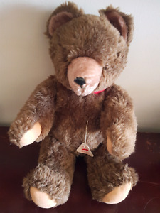 Vintage Fully Articulated Teddy Bear