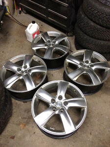 4 mags toyota 5 x 114.3