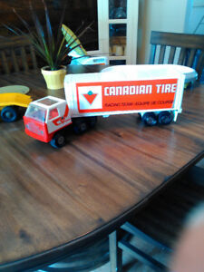 Rare 1978 Tonka Canadian Tire Toy Truck