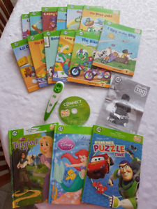 Leapfrog pen kijiji in ontario buy sell save with canadas tag leapfrog reading system including pen 15 books sciox Choice Image
